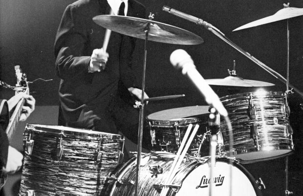 Ringo Starr in 1965 Photo By Michael Ochs Archives/Stringer/Getty Images