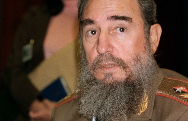 Fidel Castro in 1986 Photo DOMINIQUE FAGET/AFP/Getty Images