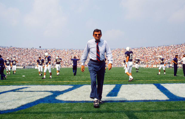 The Rise and Fall of Joe Paterno