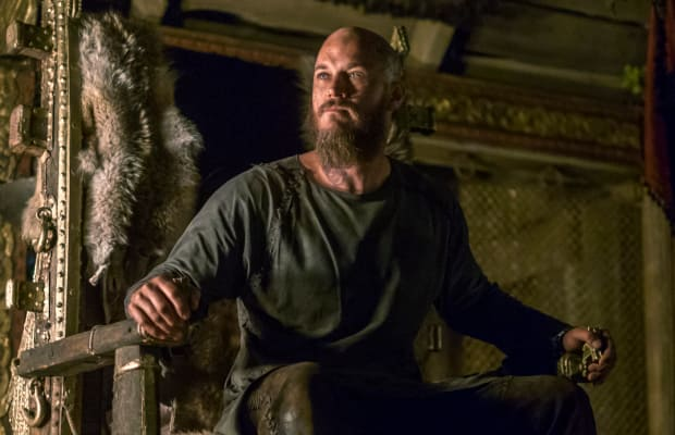 The Real Ragnar Lothbrok