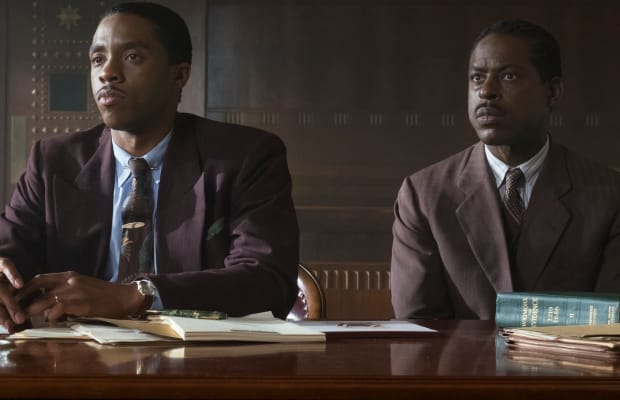 'Marshall': The Origin Story of Civil Rights Icon Thurgood Marshall (INTERVIEW)