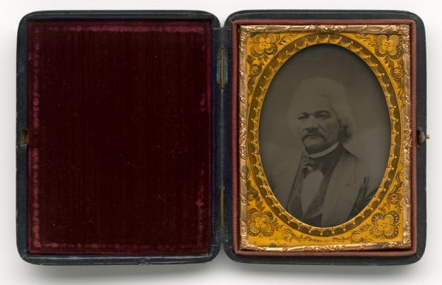 Black History Month: Photos of Frederick Douglass & His 'North Star' on His 200th Birthday