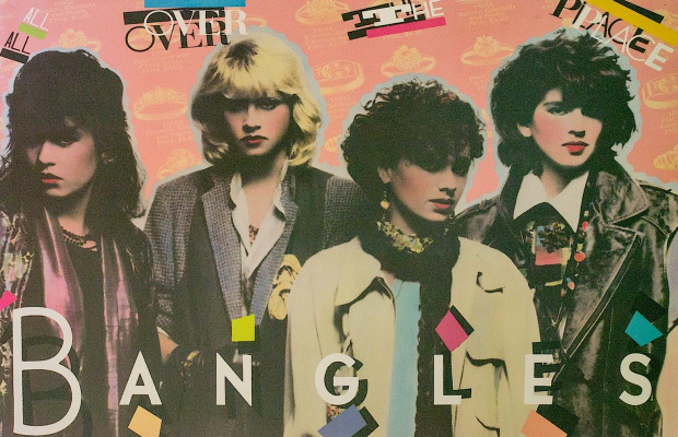 The Bangles All Over the Place Photo