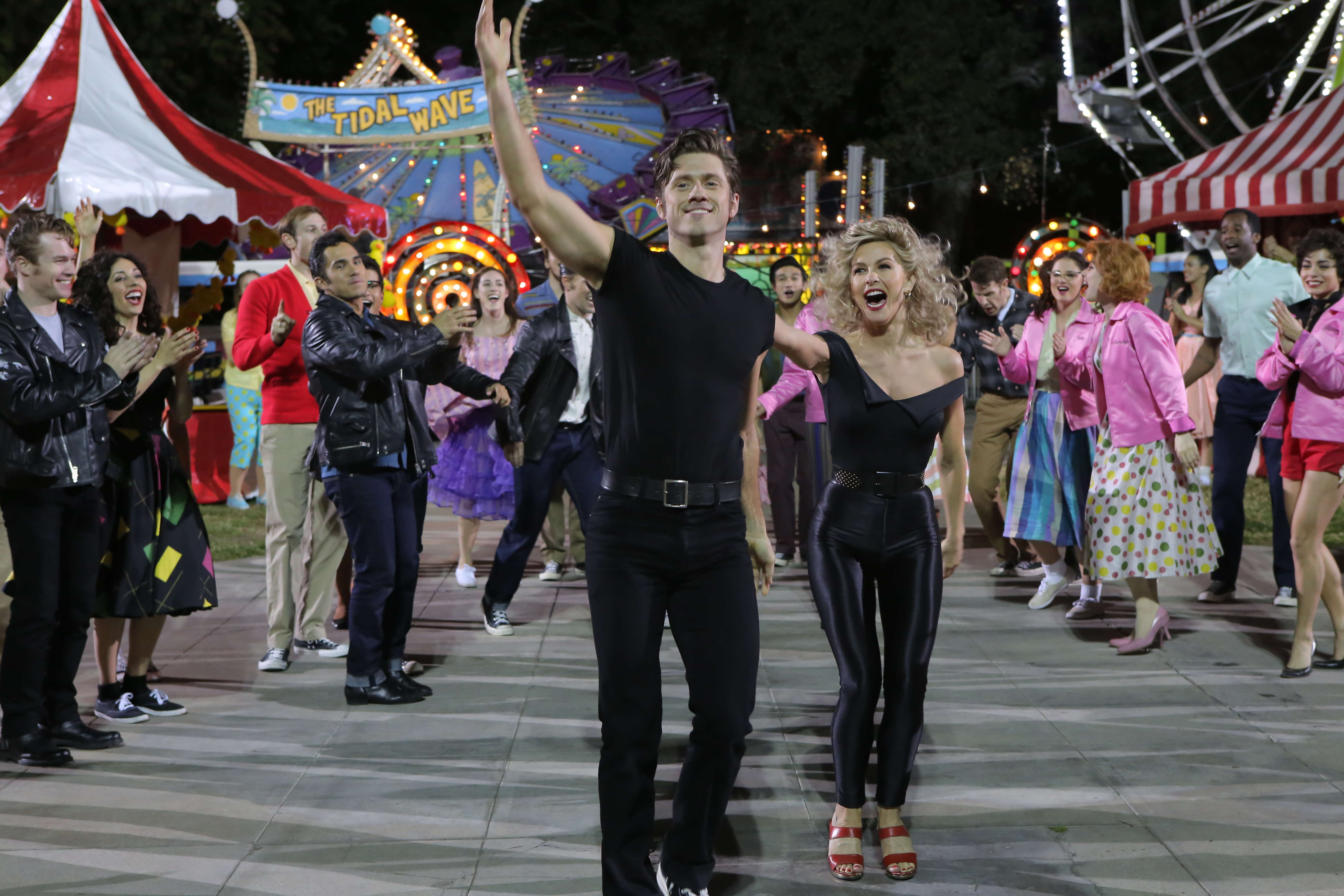 Grease Live Photo
