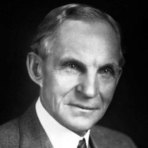 Henry ford for Ford motor company wayne mi