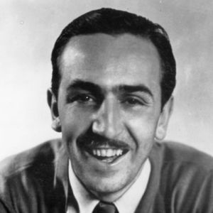 a biography of walt disney the american cartoonist Our most important aim is to develop definite personalities in our cartoon  as  quoted in the magic kingdom : walt disney and the american way of life (2001) .