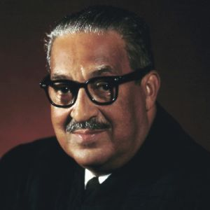 Thurgood Marshall Civil Rights Activist Supreme Court