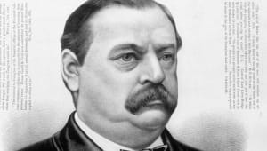 grover cleveland biography 1 essay