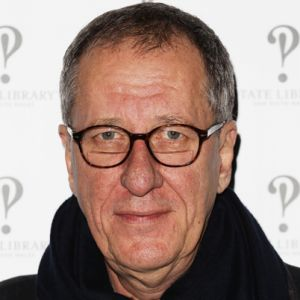 geoffrey rush exit the king