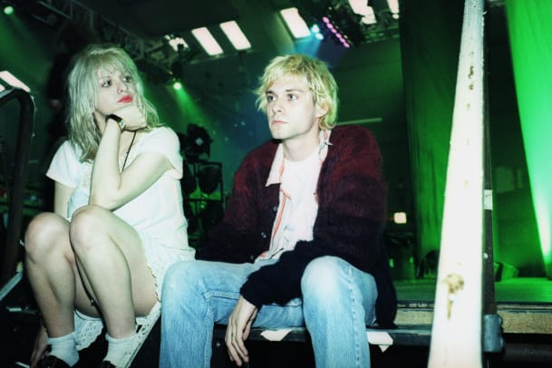 Courtney And Kurt
