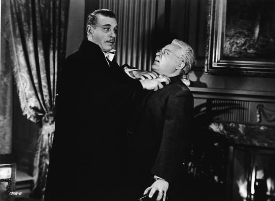 Chaney & Bromberg In 'Son Of Dracula'
