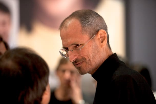 Apple CEO Steve Jobs Unveils New iPhone At Developers Conference