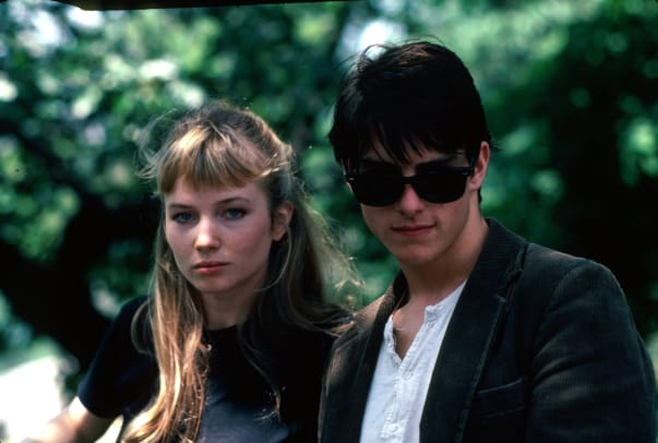 Rebecca de mornay risky business 1983 - 2 3