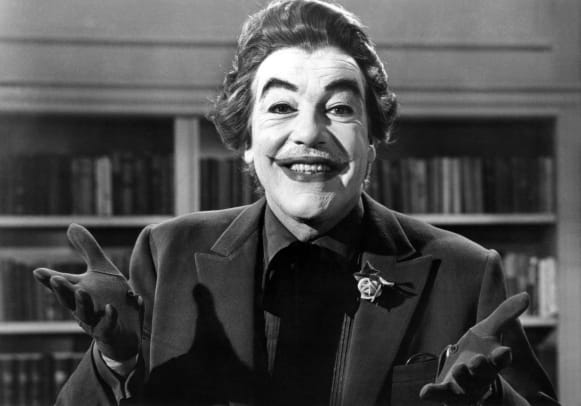 Cesar Romero (as The Joker), (Season 1), 1966-68. TM and Copyright © 20th Century Fox Film Corp. All rights reserved, Courtesy Everett Collection