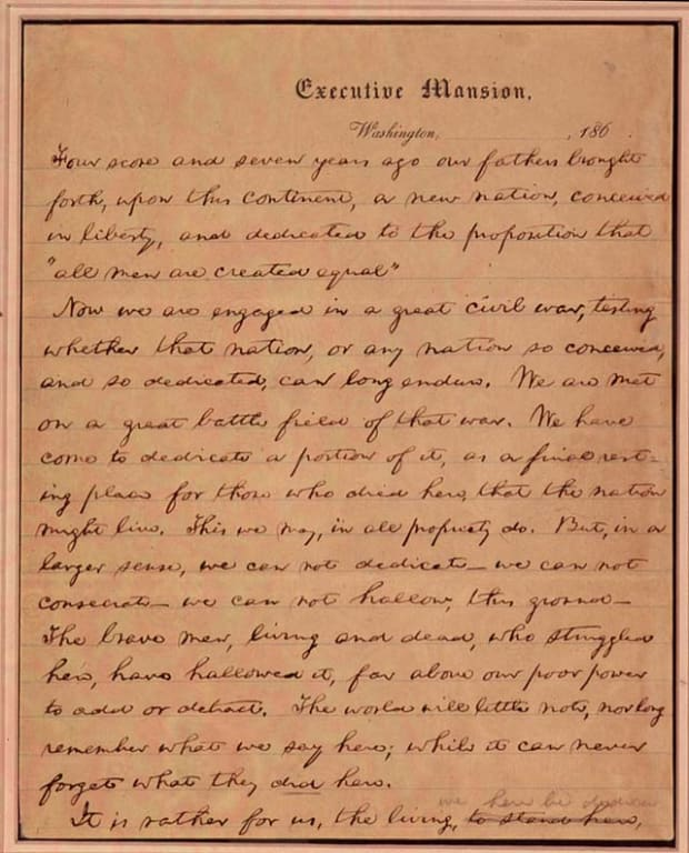 Abraham Lincoln - Quotes, Facts & Assassination - Biography