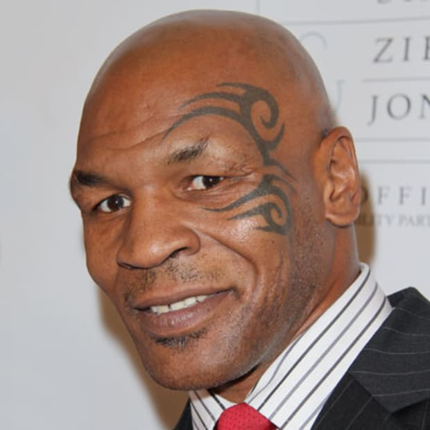 Mike Tyson - Age, Children & Movies - Biography