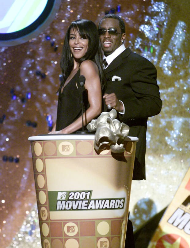 The True Story of Aaliyah and R  Kelly's Relationship - Biography