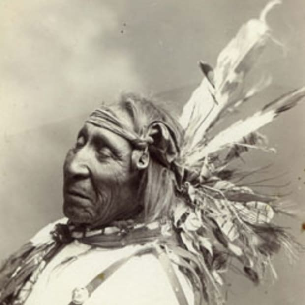 Native American Leaders of the Wild West - Biography