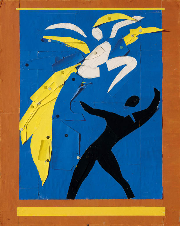 "Henri Matisse: The Cut-Outs"": A Modern Master's Final Years"
