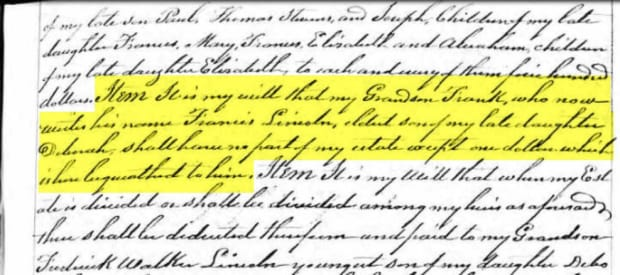 Tracing Paul Revere's Family Tree - Biography