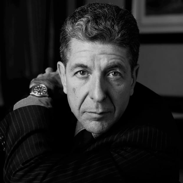 Leonard Cohen - Singer, Songwriter, Poet - Biography