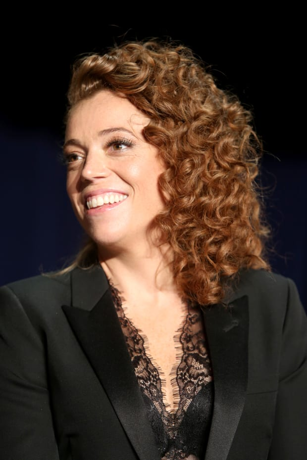 Michelle Wolf - White House Correspondents' Dinner & Life