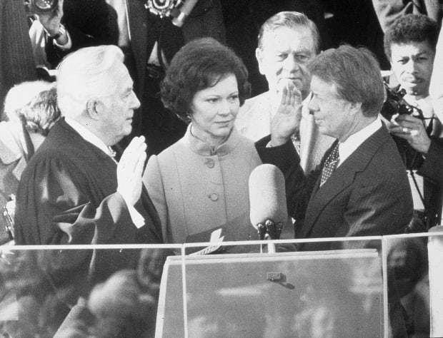 Jimmy Carter Age Presidency Facts Biography