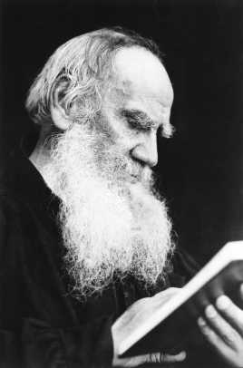 biography of leo tolstoy Leo tolstoy biography of leo tolstoy and a searchable collection of works.