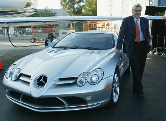 celebrity cars jay leno raw