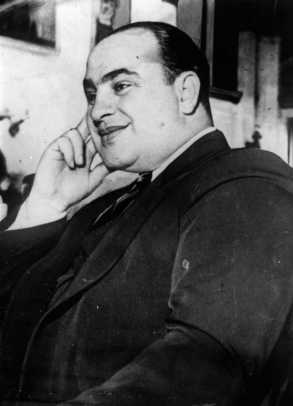 an introduction to the life and family of al capone Read al capone's obituary like little else in his life as time's report on capone's death made in bed in a quiet room with his family sobbing near.