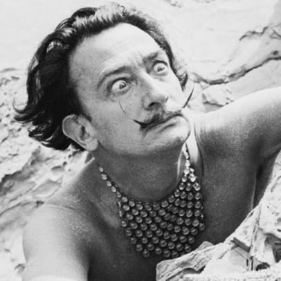 a biography of salvador dali a surrealist painter Salvador dalí and gala gala is a historically fascinating character who gained fame and fortune upon meeting and marrying the artist salvador dalí in 1930s a russian divorcee, she quickly established herself on the surrealist scene becoming intrinsically involved in dalí's life and his art both as his muse and his manager.