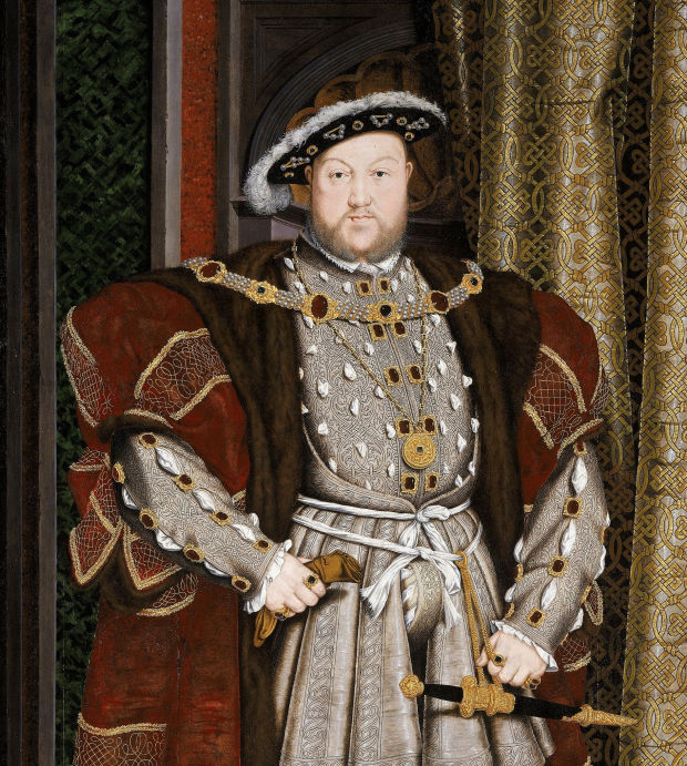 a biography of henry the viii of england The tudors: the six wives of henry viii the 24 year old german princess arrived in england in december 1539, however, henry was the war of the roses history.