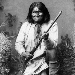 Geronimo (Department of Defense. (File:Geronimo.jpg) [Public domain], via Wikimedia Commons)