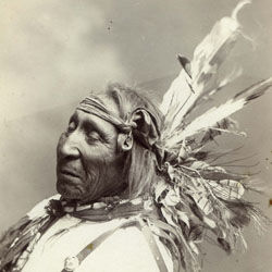 Red Cloud (Photo by Transcendental Graphics/Getty Images)