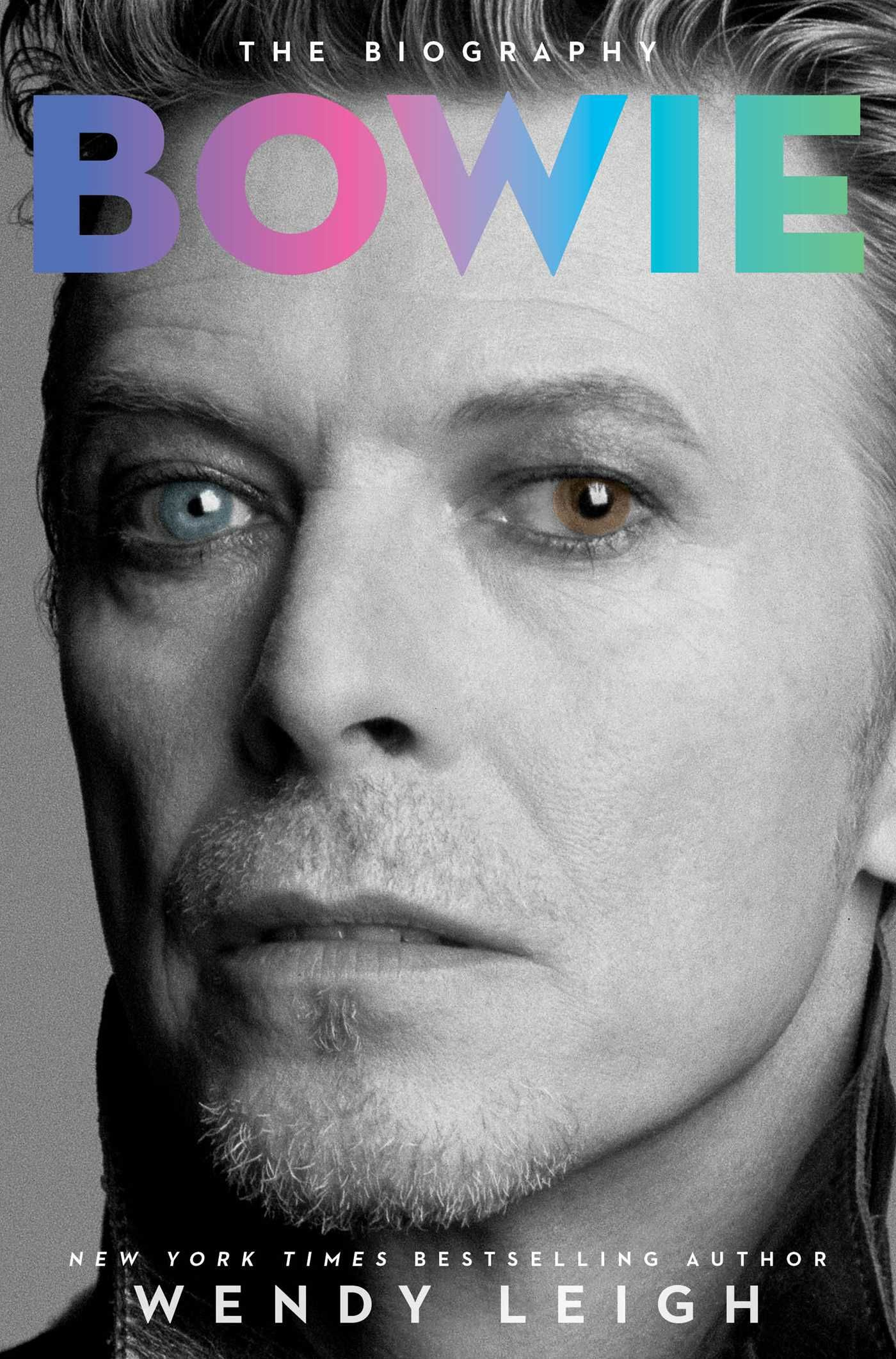 David Bowie Book Cover Photo