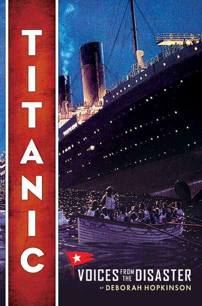 Titanic Book Cover Photo