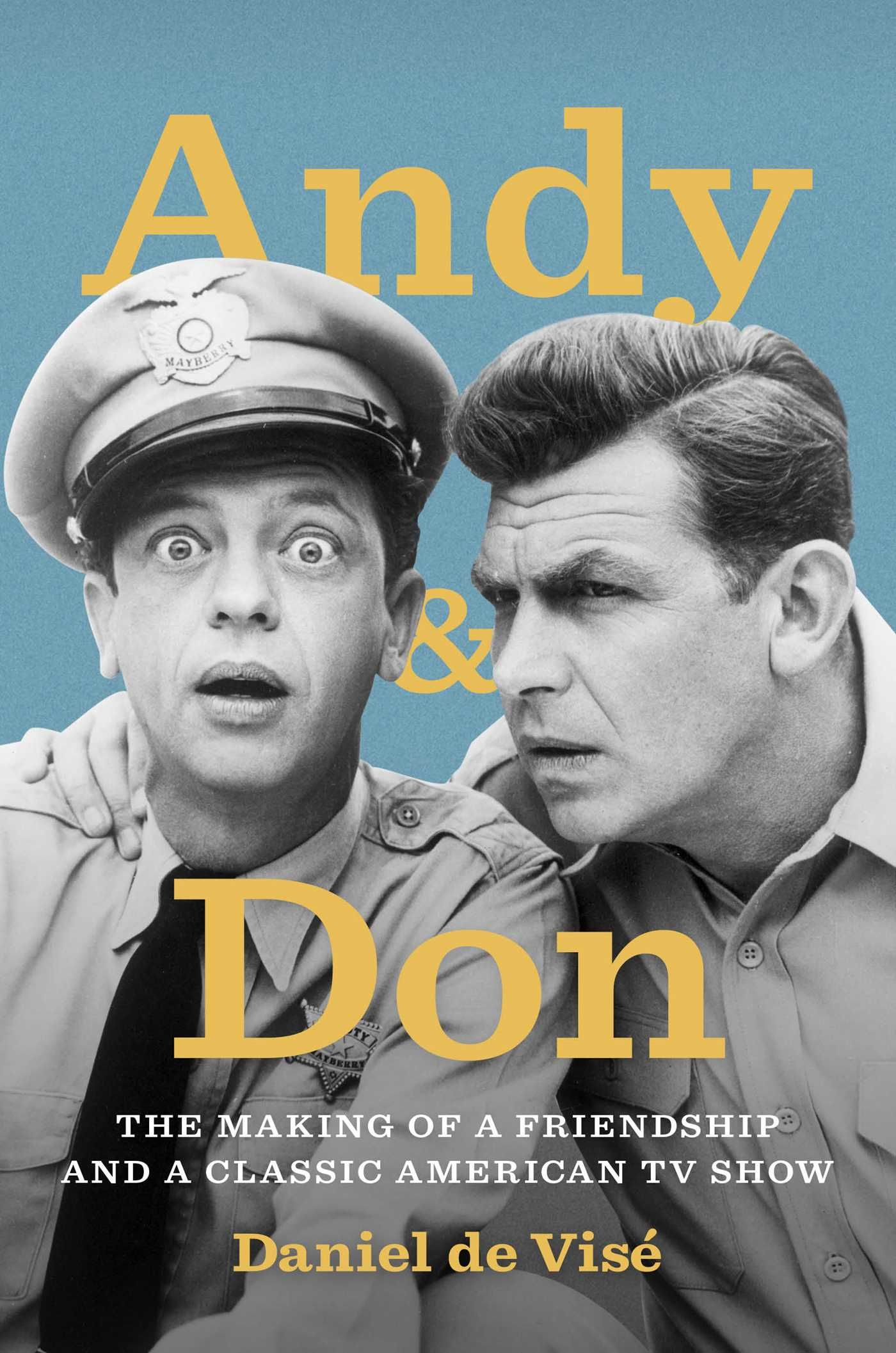 Andy and Don Book Cover