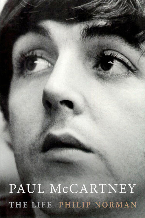 Paul McCartney: The Life Book Cover Photo Courtesy Little, Brown and Company