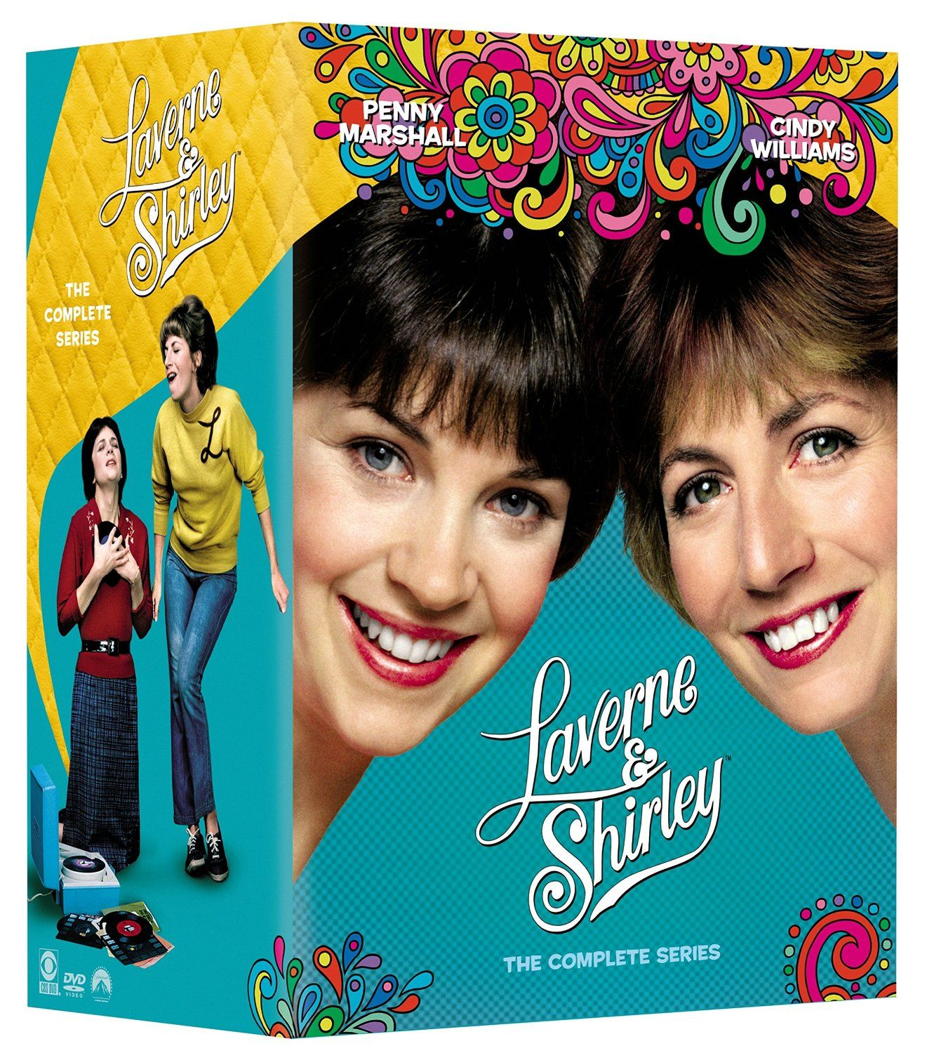 Laverne & Shirley: The Complete Series Photo