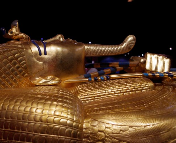 The Curse Of King Tuts Tomb Torrent: King Tut Day: The Boy King Is Still Making Headlines