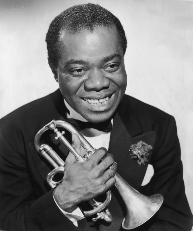 Louis armstrong brief biography