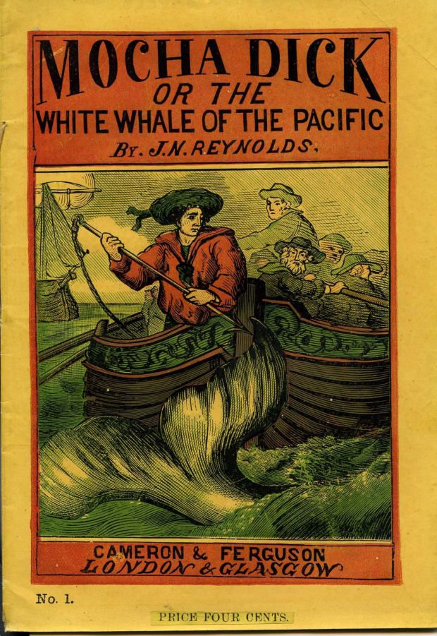 Facts about moby dick