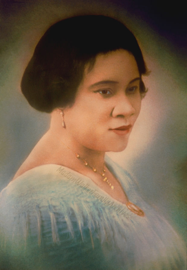 madame c j walker In irvington, new york, there stands madam c j walker's villa lewaro, a restored historic residence that embodies the optimism and perseverance of the american entrepreneurial spirit.