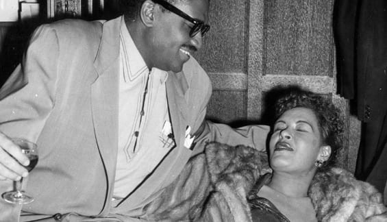 Billie Holiday: Billie Holiday had plenty of love affairs, but was only married twice - to trombonist Jimmy Monroe, and then to small time gangster and manager Louis McKay.