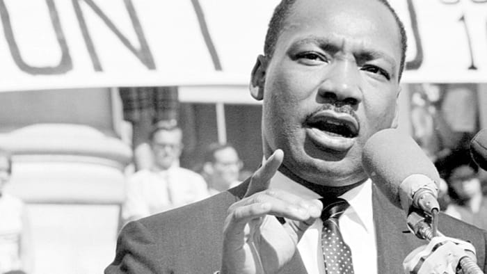 Martin Luther King The King Years