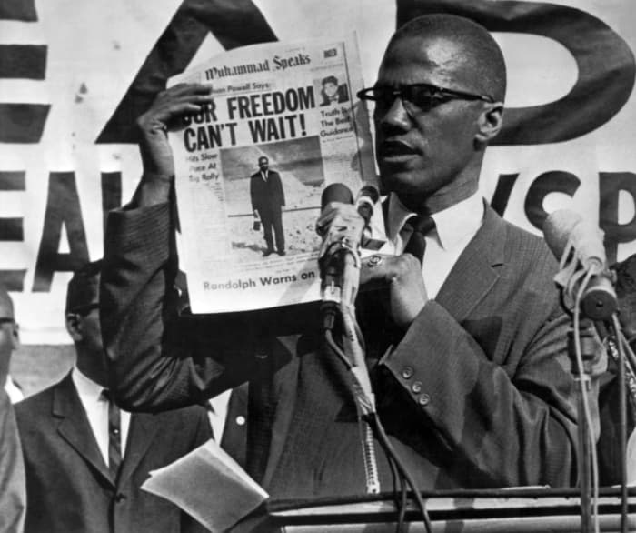 Martin Luther King Jr. And 8 Black Activists Who Led The