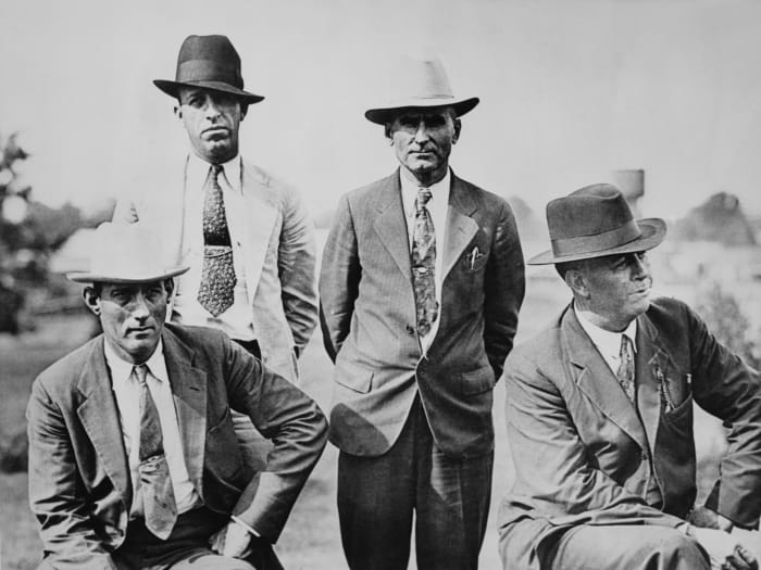 The Men Who Brought Down Bonnie And Clyde Biography