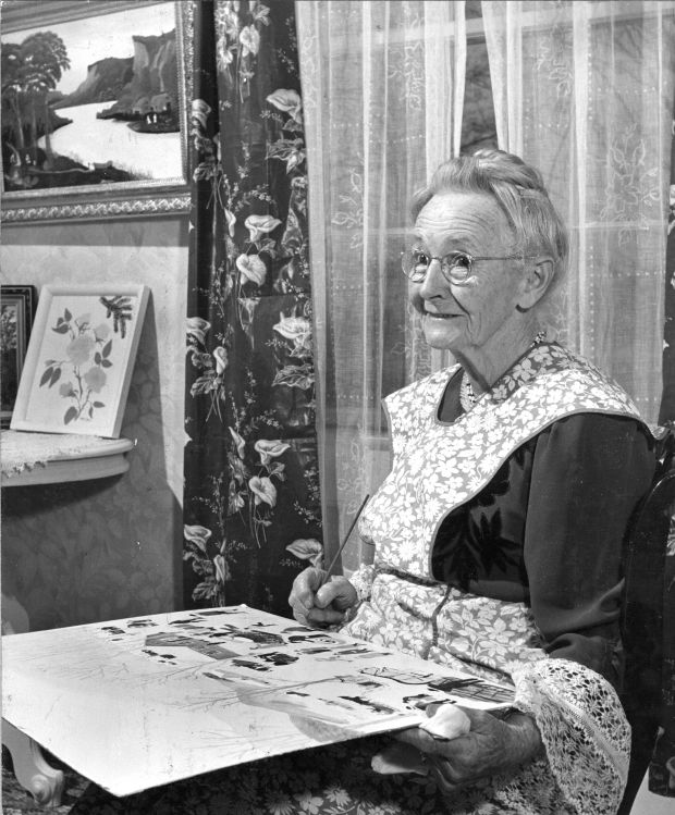 Legacy And Death Of Moses: Grandma Moses