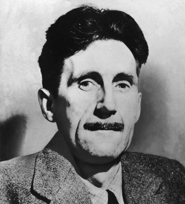 the portrayal of politicians as pigs in george orwell satirical books George orwell is the pseudonym of no 986 october 1986 » the political ideas of george orwell to swift's satire and, indeed, orwell wrote an excellent.