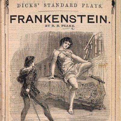 the ill fated life of frankenstein Based on the gothic horror classic by mary shelley, and brought to life with steampunk flair, this musical follows the ill-fated life of an ambitious dr frankenstein.